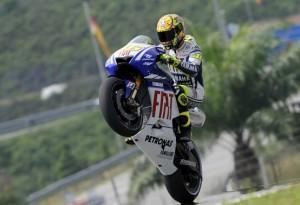 """MotoGP – Sepang QP1 – Valentino Rossi: """"Non potevo credere al tempo sul giro"""""""