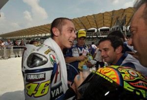 """MotoGP – Sepang – Valentino Rossi: """"Ora sono 9 mondiali!"""""""