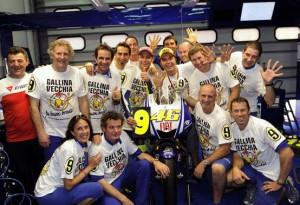 MotoGP – La Yamaha vorrebbe tenere Rossi a vita