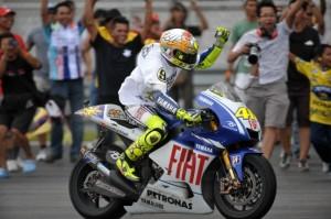 """MotoGP – Sepang – Valentino Rossi: """"Bello esser di nuovo campione"""""""
