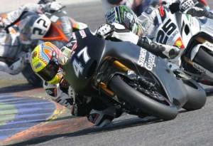 Moto2 – Roby Rolfo chiude 5° al CEV a Valencia