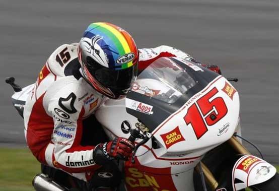 MotoGP – Valencia Day 1 – Alex De Angelis è sesto e spera rimanere nella classe regina
