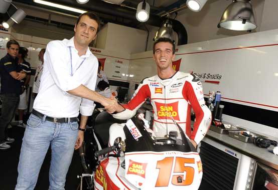 """MotoGP – Preview Valencia – Alex De Angelis: """"Sarà un weekend triste"""""""