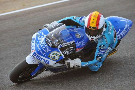 250cc – Valencia QP1 – Debon in pole position