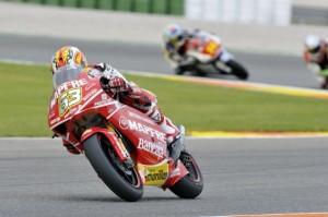 250cc – Valencia FP2 – Di Meglio si porta in prima posizione