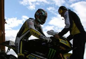 """MotoGP – Valencia Day 1 – Colin Edwards: """"Darò tutto me stesso per il 5° posto in campionato"""""""