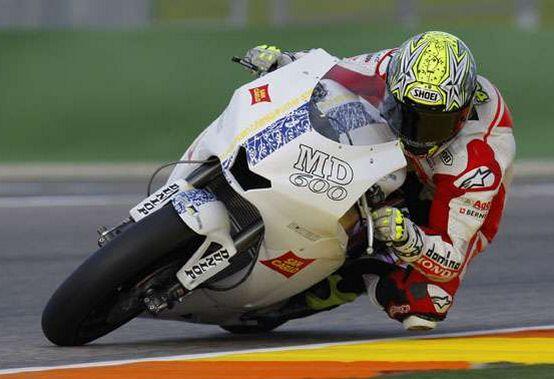"""Moto2 – Test Valencia – Toni Elias: """"E' molto più lenta di una MotoGP"""""""