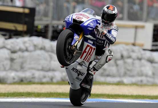 """MotoGP – Jorge Lorenzo: """"Vorrei correre sempre con Yamaha"""""""