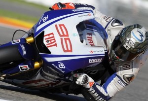 "MotoGP – Valencia QP1 – Jorge Lorenzo: ""Felice di essere in prima fila"""