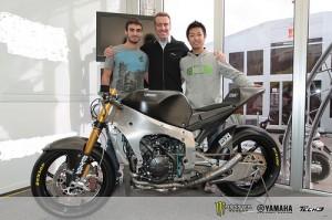 Moto2 – Raffaele De Rosa e Yuki Takahashi con il Team Tech3