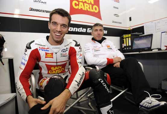 """Alex De Angelis: """"Moto2 questione di ore, voci fasulle sulla Ducati"""""""