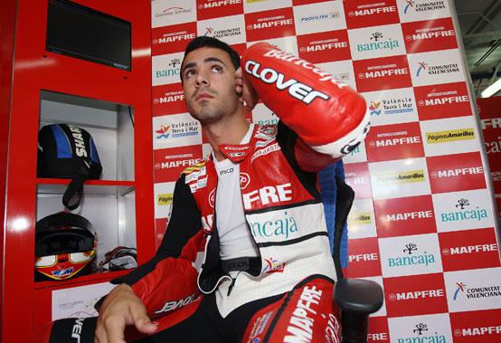 Moto2 – Mike Di Meglio crede fermamente nel progetto di Martinez