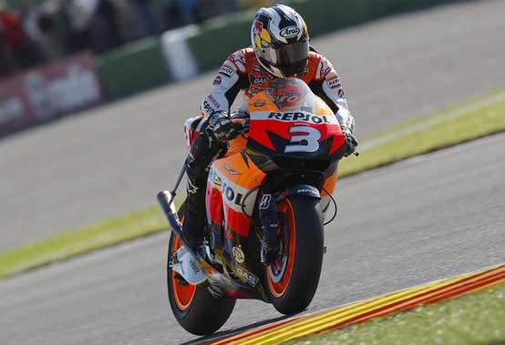 """MotoGP – Dani Pedrosa """"Dobbiamo migliorare la stabilità della moto, perché quello è il nostro Tallone d'Achille"""""""