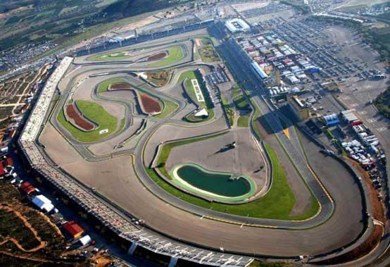 Circuito Valencia : Motogp preview valencia il circuito