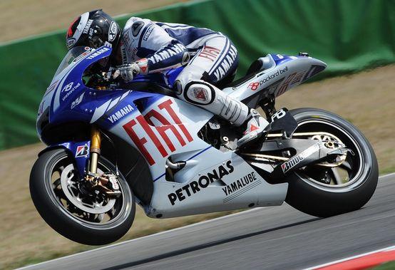 """MotoGP – Jorge Lorenzo su Rossi: """"Non deve essere semplice avere un team-mate 22enne che vada veloce"""""""