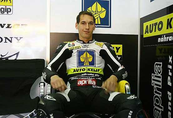 Moto2 – Lukas Pesek gareggierà con il Team Matteoni