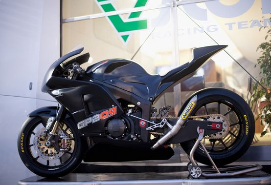 Moto2 – Valencia – Presentata la moto del Team Scot