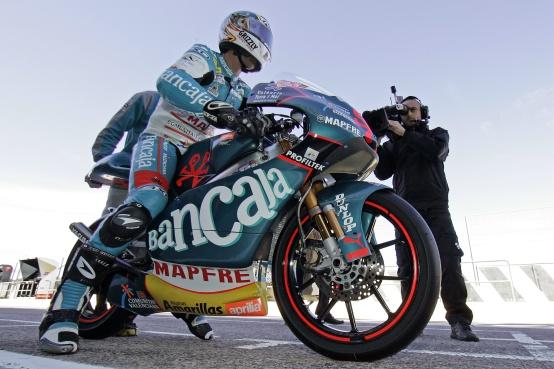 125cc – Valencia QP1 – Settima pole per Julian Simon