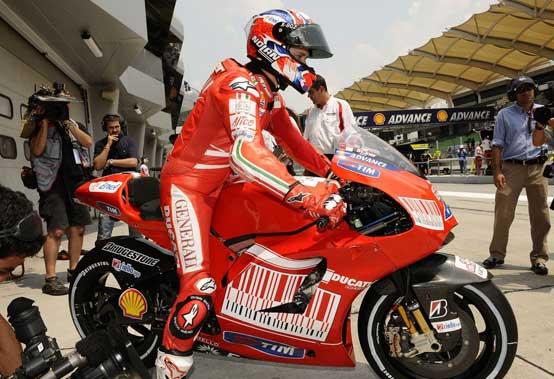 """MotoGP – Preview Valencia – Casey Stoner: """"Proveremo a far bene e poi penseremo al 2010"""""""