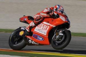 MotoGP – Valencia Warm Up – Stoner precede Rossi