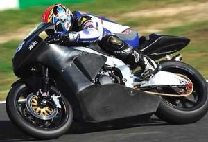 Moto2 – Presentata a Suzuka la TSR 6
