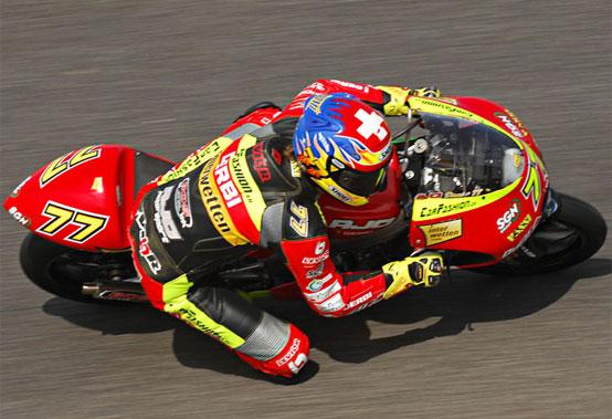 Moto2 – Dominique Aegerter correrà con il Team Rechnomag-CIP