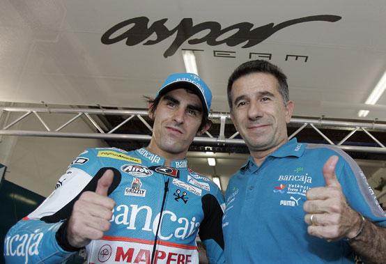 Moto2 – Rimandato l'incontro Martinez-Aprilia