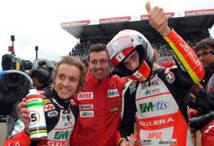 Moto2 – Il team SpeedUp di Luca Boscoscuro in trattativa con FTR