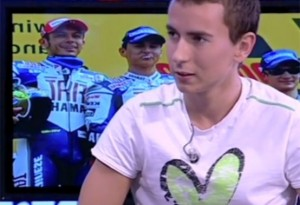 MotoGP – Divertente video di Jorge Lorenzo