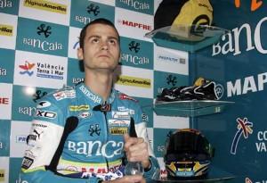 Moto2 – Sergio Gadea a Valencia con la Kalex-Pons