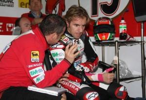Roberto Locatelli si ritira dalle corse