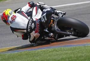 Moto2 – Test Valencia Day 2 – De Gea il più veloce, bene Rolfo e Simon