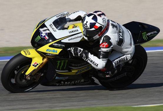 MotoGP – Casey Stoner impressionato da Ben Spies