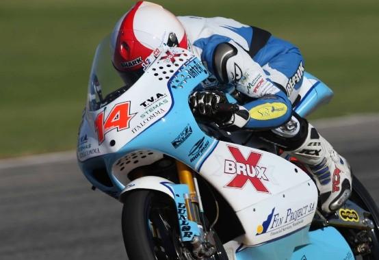 125cc – Johann Zarco rinnova con il WTR-Team