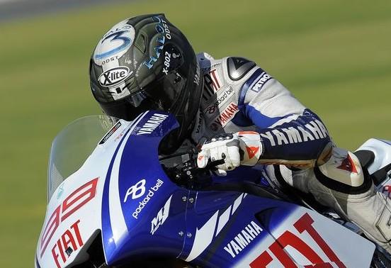 """MotoGP – All'asta il casco """"Halo 3"""" di Jorge Lorenzo"""