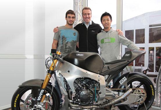 Moto2 – Test Valencia – Herve Poncharal soddisfatto dei progressi