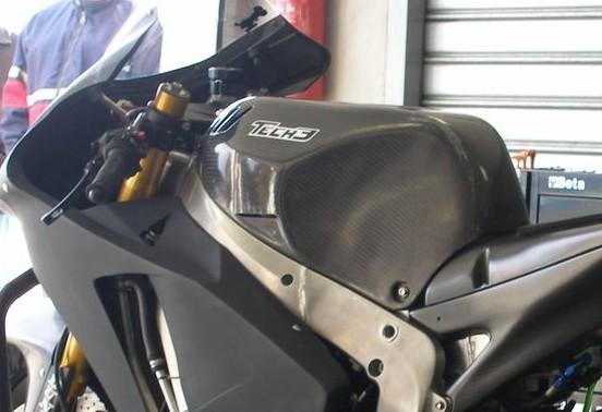 Moto2 – La neve disturba i test del Team Tech3 a Valencia