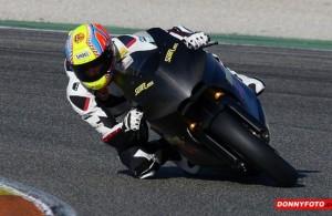 Moto2 – Roby Rolfo soddisfatto della tre giorni di Jerez
