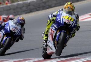"""MotoGP – Valentino Rossi: """"Barcellona uno dei momenti chiave del 2009"""""""