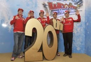 MotoGP – Iniziato ufficialmente il Wrooom 2010