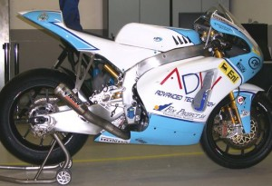Moto2 – Presentata la nuova AT02-2.0