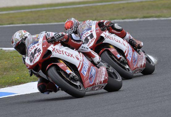 Superbike – Phillip Island – Haga e Fabrizio soddisfatti delle loro gare