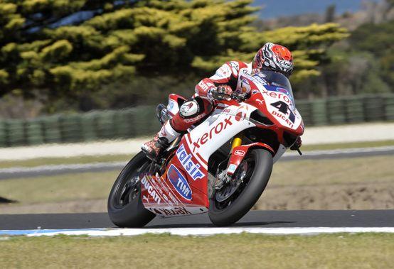 Superbike – Qualifiche 1 Phillip Island – Fabrizio e Haga nella Top Five