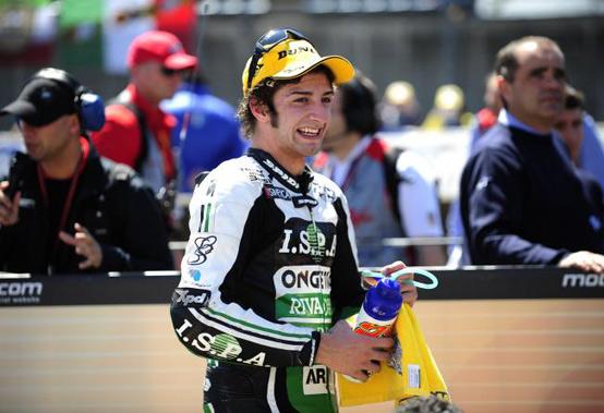 Moto2 – Andrea Iannone al Bit di Milano