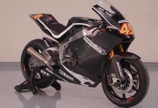 """Moto2 – Ecco la moto del """"Marc VDS Racing Team"""""""
