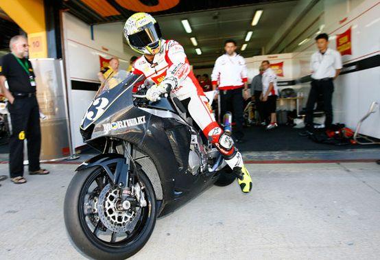 Moto2 – Toni Elias il più veloce a Misano