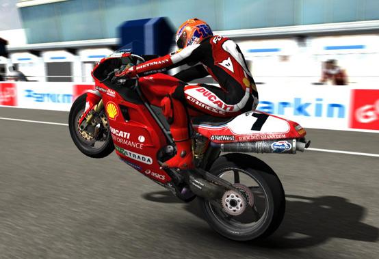 Superbike – Edizione speciale per il gioco ufficiale della SBK