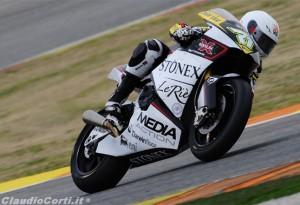 Moto2 – Test Jerez Day 3 – Claudio Corti fa segnare il miglior tempo della 3 giorni