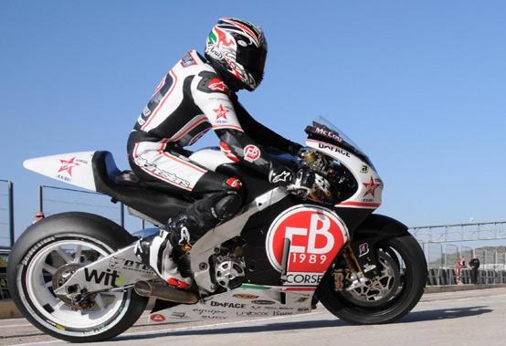 MotoGP – Precisazioni da parte della Fb Corse