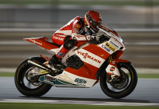 Moto2 – Losail Warm up – Stefan Bradl in prima posizione